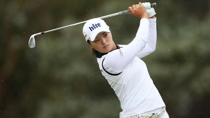澳洲女子赛决赛高真荣集锦 新人首秀强势夺冠
