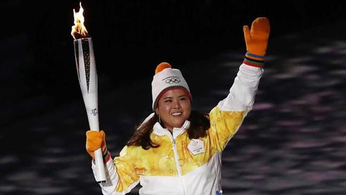 LPGA球手眼中的冬奥会 众女将畅谈冰雪传奇