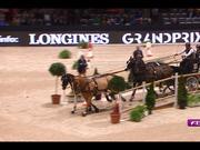视频-国际马联马车世界杯 澳大利亚名将夺冠