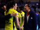 视频-辽宁北京赛后争议一幕 王一梅疑似与教练冲突