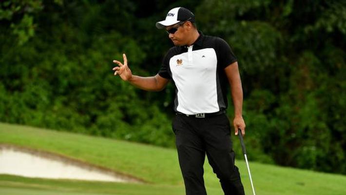 新加坡公开赛第三日集锦 加西亚并列第三