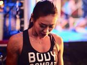健身大咖张梦銮:对于健身的人来说越努力越幸运