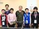 视频-中国驻卢森堡大使接见中欧民间乒乓对抗赛选手