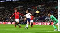 曼联0-2客场负热刺