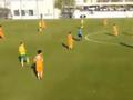 热身赛-塔尔德利梅开二度 山东鲁能2-1斯利纳