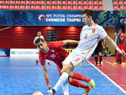 室内五人制亚洲杯-中国1-11伊朗 两连败提前出局