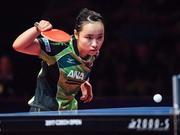 日本女乒又放豪言:明年世乒赛要赢中国队夺冠