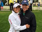 LPGA太太怀孕一旁观战 皮勒领先组冲美巡首冠