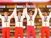 室内田径世锦赛美国奖牌榜6连霸 中国1银1铜收官