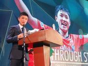 张本智和总结:今年是不行的一年 明年夺更多冠军