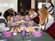 高清-国象甲级联赛最终轮 居文君对决乌什尼娜