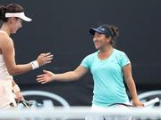 澳网青少年女双王欣瑜夺冠 成14年来中国第一人