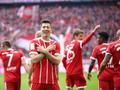 德甲-莱万3球+失点 里贝里双响 罗本破门拜仁6-0