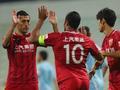 热身-上港6-0横扫西亚球队 胡尔克双响孔卡登场