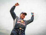 达喀尔落幕:塞恩斯汽车组夺冠 沃克纳摩托组称雄
