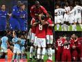 改写欧冠历史!英超5队进欧冠16强 四个小组第一