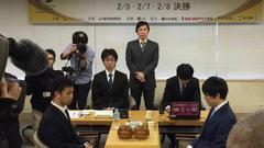 直播实录:LG决胜局谢尔豪深水投弹 井山屠龙失败