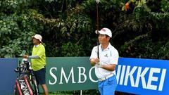 梁文冲新加坡赛首轮69杆冲入前十 加西亚66杆