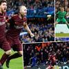 欧冠-梅西破门威廉进球 切尔西2中立柱平巴萨