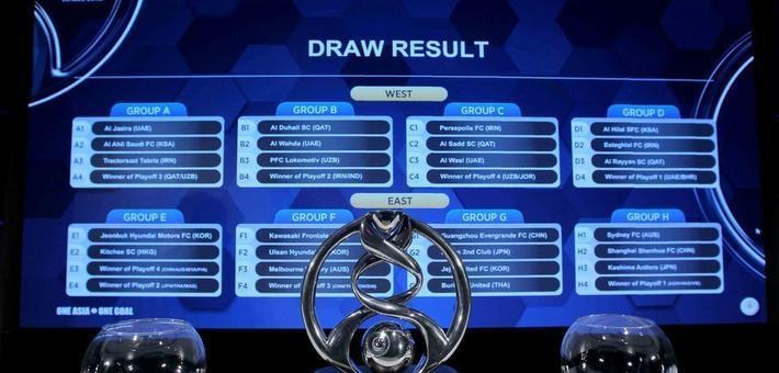 2018亚冠联赛小组赛抽签仪式