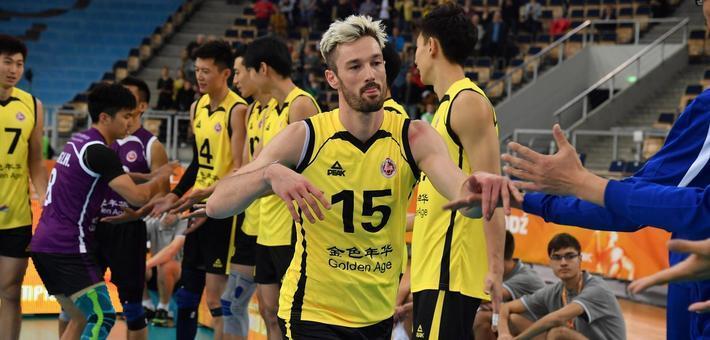 男排世俱杯上海首秀落败
