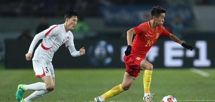 新浪直击东亚杯国足1-1朝鲜