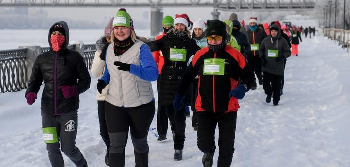 2018新西伯利亚冬季马拉松