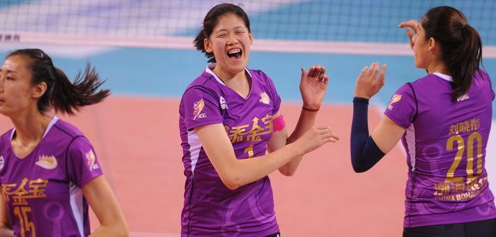 排超半决赛首回合辽宁1-3天津