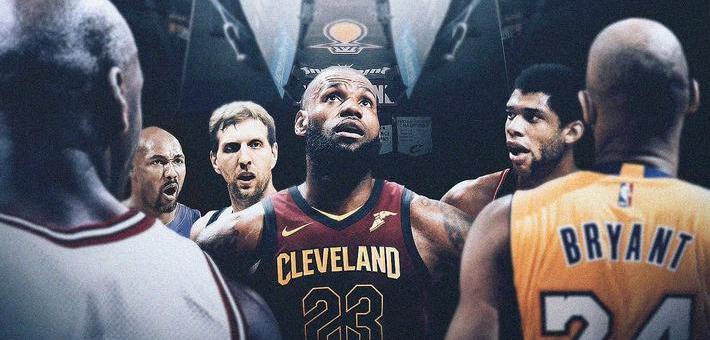 NBA史上30K的大神有哪些?