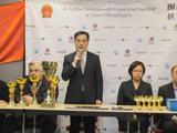 """欢乐春节""""中国总领馆杯围棋大赛""""在圣彼得堡举办"""