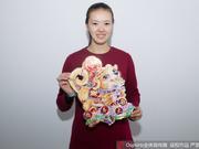 江苏女排拍摄新春写真