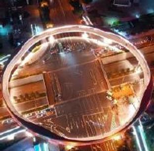 西安最美网红桥