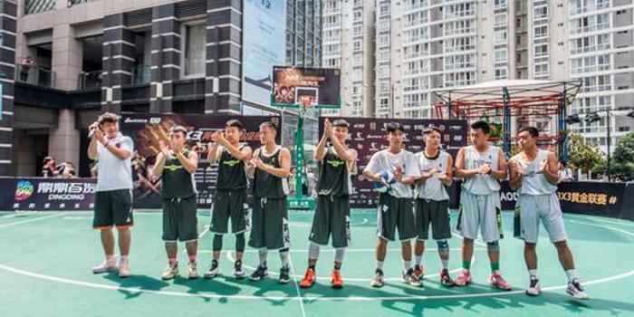 世界无声篮球有梦――走进3X3黄