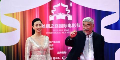 丝绸之路国际电影节闭幕式星光璀璨