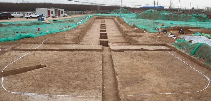 西咸新区发现隋代王韶家族墓园