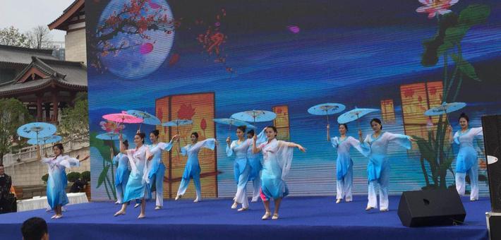 中国·彬县大佛旅游节暨西咸两日游环线推介会举办