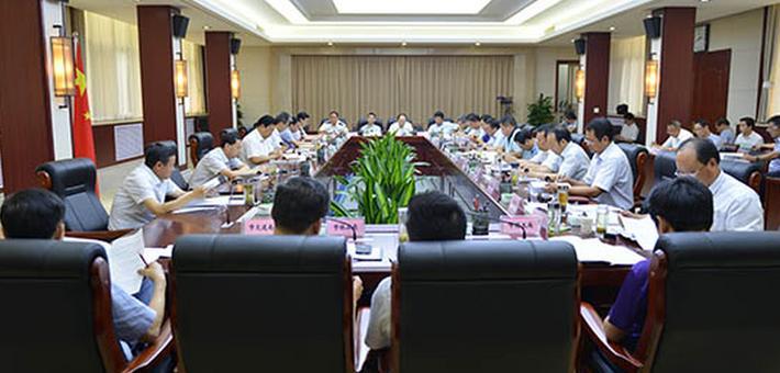 刘忠范来汉中市开展脱贫攻坚民主监督专项调研