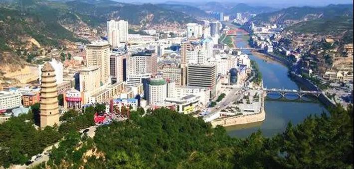 延安工业经济发展进入全省第二方阵