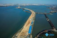 苏震桃高速或将在太湖东部建首条湖底隧道