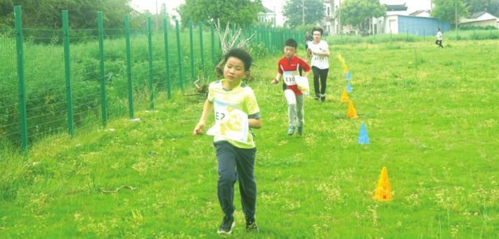 苏州城市公园定向越野挑战赛举行