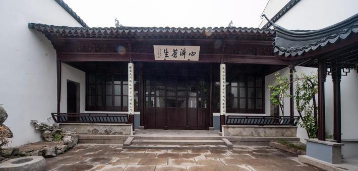 曹沧洲祠修缮竣工打造中医主题文化馆
