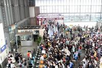醉酒男子大闹苏州火车站 称自己要从香港飞回大陆