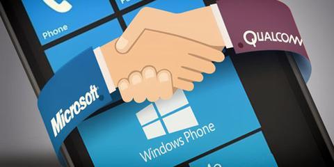 微软和高通在一起后:手机变生产力工具?