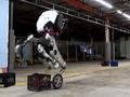 """波士顿动力造了个""""跳高""""机器人:没准比你身手敏捷"""