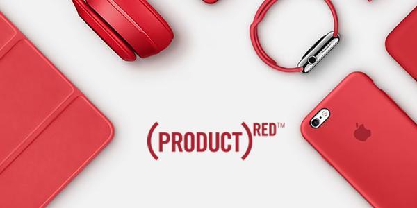 中国版红色iPhone也会有慈善捐款