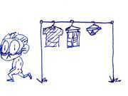 想节省空间是买干衣机除湿机还是带烘干功能洗衣机?