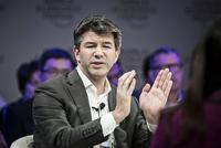 Uber披露高管持股情况:创始人卡兰尼克持股8.6%