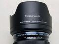 奥林巴斯新款17mm f/1.2 PRO镜头首张外观照曝光