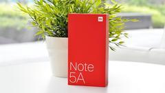 红米Note 5A高配版图评:大众外观 定价亲民