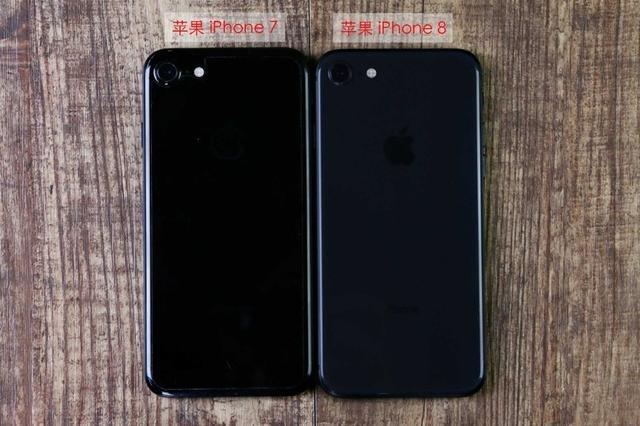 今年苹果推出了外观极具有差异化的iphonex和iphone8系列,iphone8系列